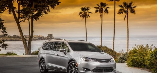 2017 Chrysler Pacifica Plug-In Hybrids