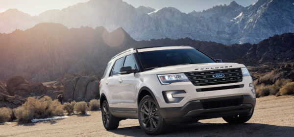 New Midsize SUVs For 2017